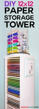 12x12 scrapbook 12x12 paper storage diy vertical organizer for scrapbook paper