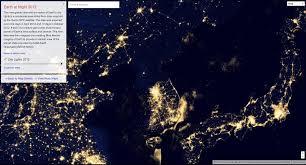 World Map Korea North Korea World Map At Night