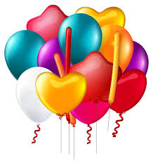 bunch of balloons balloons bunch transparent png clip image transparent