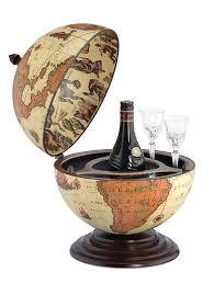 Small Desk Globe World Globe Mini Bar By Zoffoli Free Shipping To Usa Canada Europe