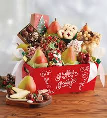 christmas fruit baskets christmas gift basket gift basket delivery harry david