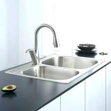 top mount stainless steel sink top mount kitchen sinks ameenahussein com