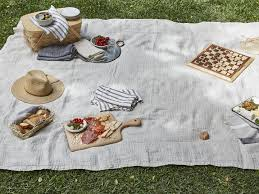 linen tablecloth parachute
