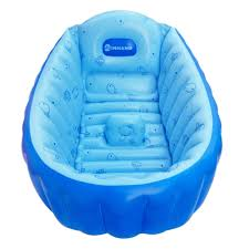 online shop top infant baby newborn inflatable bath tub