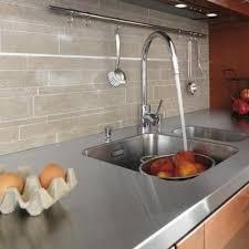 rénover plan de travail cuisine carrelé recouvrir un carrelage de cuisine maison design bahbe com