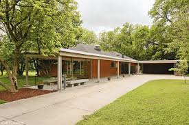 Midcentury House Midcentury Masterpiece Hits Market In Flossmoor Daily Southtown
