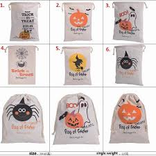Halloween Gifts Kids by 100pcs Dhl 2016 New Halloween Candy Gifts Bag Treat Or Trick
