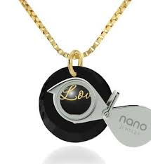 infinity love pendant u2013 gift her one now nano jewelry