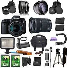 canon 6d black friday 2017 canon eos 6d 20 2mp digital slr camera black kit w ef l is usm