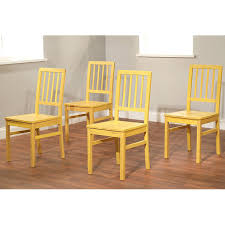 Yellow Dining Chair Simple Living Camden Dining Chair Set Of 4 Free Shipping Today