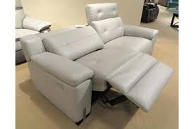 Nina Leather Sofa Dual Power Reclining Sofa U2013 Stjames Me