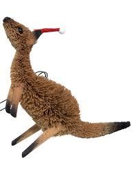 kangaroo christmas hanging ornament 11cm ornaments the