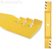 cub cadet mower blades