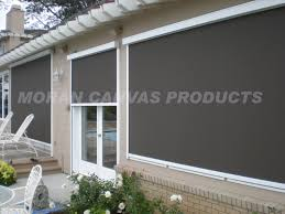 exterior window blinds