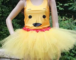 Winnie Pooh Dog Halloween Costume Winnie Pooh Tutu Etsy