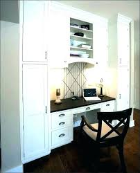 kitchen cabinet desk ideas kitchen desk ideas kronista co
