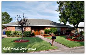 New Orleans Style Homes Brick Ranch Houses New Orleans Homes And Neighborhoods Brick