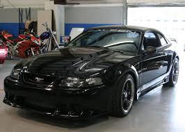 2001 Black Mustang Gt Horsepower Solutions Nick U0027s 2001 Mustang Saleen