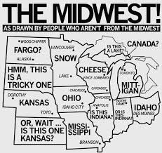 Map Of Northwest Ohio by Maps Of The Midwest U2013 Raygun