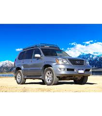 lexus warranty transferable lexus gx470 stealth rack 4 independent led lights with
