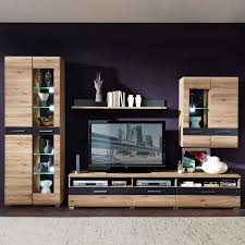 Wohnzimmerschrank H Fner Wohnwand Holz Möbel Ideen Und Home Design Inspiration