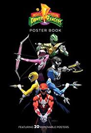 mighty morphin power rangers coloring book hendry pratsetya
