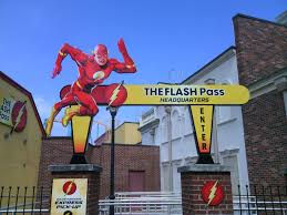 Six Flags V2 Flash Pass At Six Flags Over Georgia Signal Signs