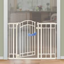 Baby Gate For Banister And Wall Walk Through Gate Baby Gates Target