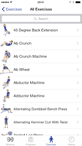 reps u0026 sets the complete gym logging app