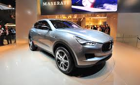 suv maserati maserati confirms levante and ghibli names for suv and new sedan