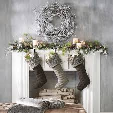 French Christmas Decorations 70 Stylish Christmas Décor Ideas In Grey Color And French Chic