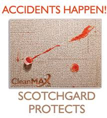 Upholstery Protection Scotchgard Protector