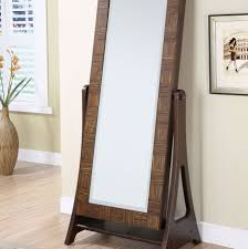 armoire appealing free standing jewelry armoire with mirror