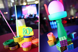 80s party table decorations pin by mariana duarte on 80 s pinterest birthdays
