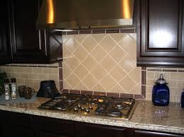 modern kitchen backsplash tile kitchen backsplash tile with large diagonal shape smith design