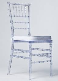 clear chiavari chairs rentals