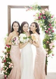 backdrop wedding korea einfach schicke hochzeit kleid mikado designer coconbridal