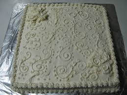sheet cake designs the engagement cake was a sheet cake from