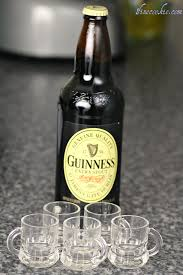 layered rainbow shots beer jello shots guinness for saint patty u0027s day or regular for