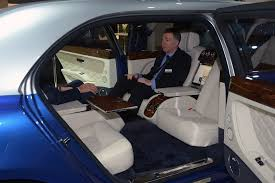 limousine bentley bentley mulsanne grand limousine by mulliner is a six passenger