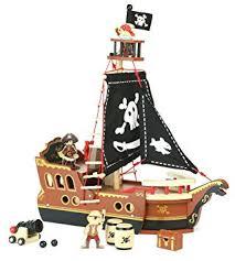 cuisine duo vilac vilac vilac6600 44 x 18 x 51 cm my pirate ship 10 amazon co