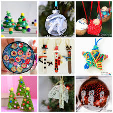 36 awesome christmas ornaments arty crafty kids