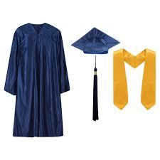 cap and gown graduation cap and gown cap gown and tassel graduation stole