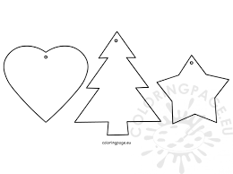 100 coloring pages christmas tree ornaments christmas