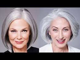medium lenght hair for old women medium hairstyles and haircuts for older women shoulder length