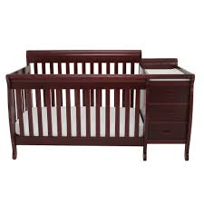 Convertible Crib Changing Table by Nursery Decors U0026 Furnitures Cribs With Changing Table On Sale Also