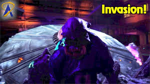 how to print halloween horror nights tickets invasion scare zone preview at halloween horror nights 2017 youtube