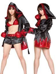 Boxer Halloween Costumes Images Boxer Halloween Costume Women Women Boxing
