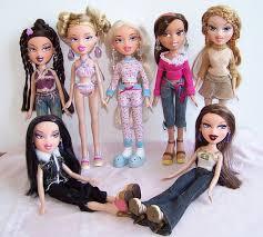 craft attic resources free doll patterns bratz dora air