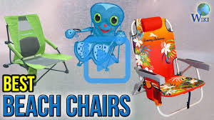 Folding Chair With Canopy Top by Top 10 Beach Chairs Of 2017 Video Review